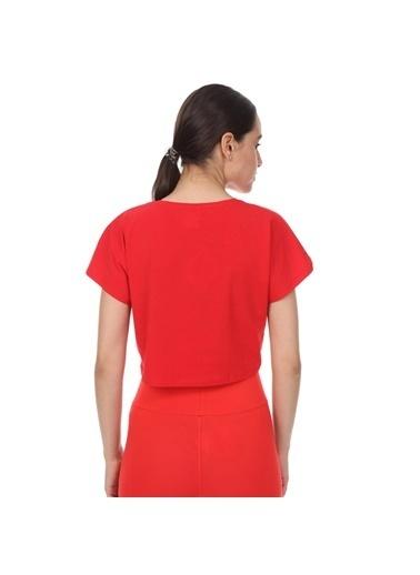 Kappa Kadın T-Shirt Bastyy  Kırmızı